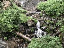Mini waterfall Royalty Free Stock Photos