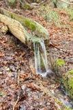 An Mini waterfall Stock Photo