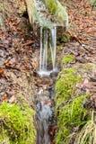An Mini waterfall Stock Photography