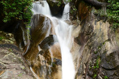 Mini Waterfalls Photographie stock libre de droits