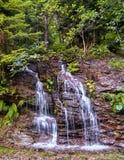 Mini Waterfalls Fotografia Stock