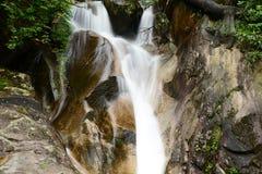 Mini Waterfalls Royalty Free Stock Photography