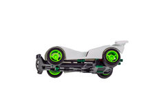 Mini4wd Foto de Stock Royalty Free