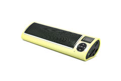 Mini wireless bluetooth speaker Stock Image
