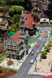 Mini World Gramado Brazil Royalty Free Stock Photos