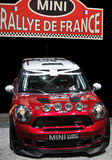 Mini wrc 2011 Imagem de Stock Royalty Free