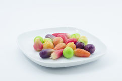 Mini Yellow Bean Fruits (Kao Noom Look Choup) (5) immagini stock libere da diritti