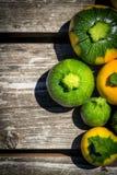 Mini- zucchini för squash för boll för zucchiniboll åtta Arkivfoton
