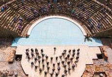 Miniatur-Museum von Israel Stockbild