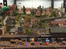 Miniatur Wunderland à Hambourg, Allemagne Photos stock