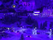 Miniatur Wunderland à Hambourg, Allemagne Photos libres de droits