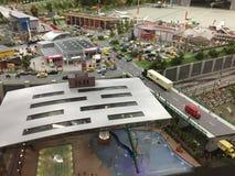 Miniatur Wunderland à Hambourg, Allemagne Photographie stock