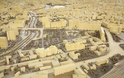 Miniatura de la ciudad Fotos de archivo libres de regalías
