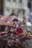 Miniatura de los soldados romanos del empire Fotos de archivo