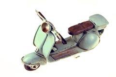 Miniatura de Moto Imagens de Stock