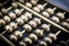 Miniatura del ábaco Imagen de archivo