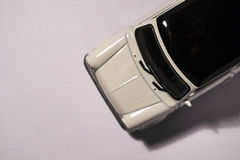 Miniatura del coche Fotos de archivo