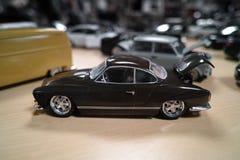 Miniatura del coche clásico Imagen de archivo