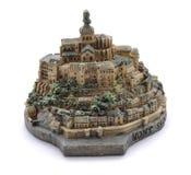 Miniatura del Saint Michel di Mont Fotografia Stock Libera da Diritti