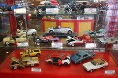 Miniatura dell'automobile fotografia stock libera da diritti