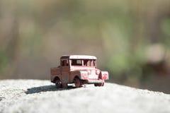 Miniatura, il mondo della forza piccola Fotografia Stock Libera da Diritti