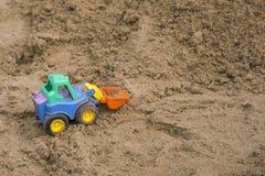 Miniatura klingeryt zabawki ładowacz zdjęcia royalty free