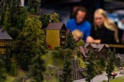 Miniatura Wunderland Zdjęcia Royalty Free