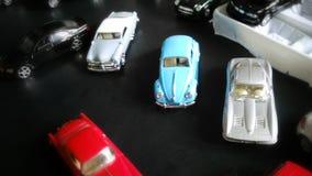 Miniaturas do carro Foto de Stock