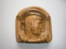 Miniaturas esculturais 'Hamlet 'da foto imagem de stock
