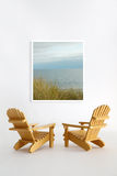 Miniature adirondack chairs Stock Photo