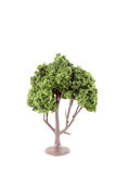 Miniature artificial tree Royalty Free Stock Photos