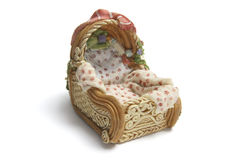 Miniature Bassinet Royalty Free Stock Image