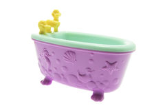 Miniature Bath Tub Stock Photos