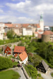 Miniature Bautzen Stock Photography