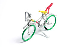 Miniature Bicycle Royalty Free Stock Photo