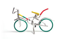 Miniature Bicycle Stock Image