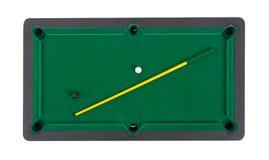 Miniature billiard table Stock Photography