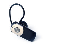 Miniature Bluetooth Headset Stock Image
