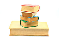 Miniature Books. Royalty Free Stock Image