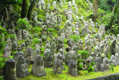 Free Miniature Buddha Statues Royalty Free Stock Photos - 33343248