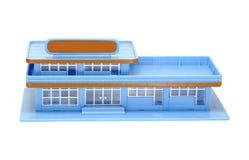 Miniature Building Stock Photography