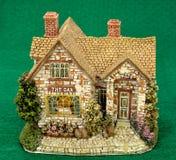 Miniature building Stock Photo