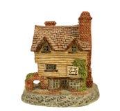 Miniature building Royalty Free Stock Photos