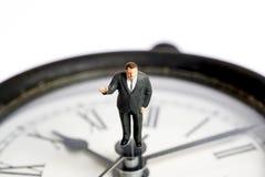 Free Miniature Business Man Stock Photography - 39249612