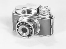 Miniature Camera. A miniature camera from another era stock photography