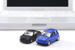 Miniature car Royalty Free Stock Photography