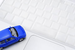 Miniature car Stock Photos