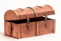 Miniature chest Royalty Free Stock Images