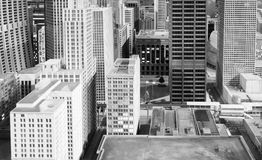 Free Miniature Chicago Downtown Buildings And Skyscrapers Installatio Royalty Free Stock Images - 101656869