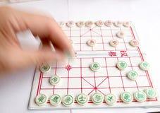 Miniature Chinese chess Stock Photos